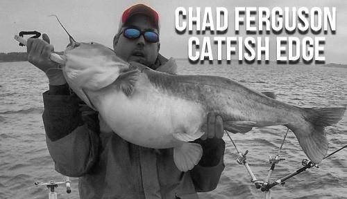 Chad Ferguson Catfish Edge Guide Service
