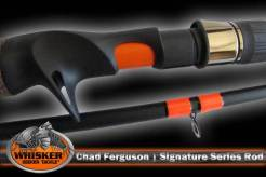 Chad Ferguson Signature Series Catfish Rod Whisker Seeker Tackle