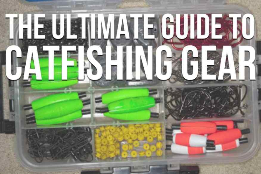 Ultimate Guide To Catfishing Gear