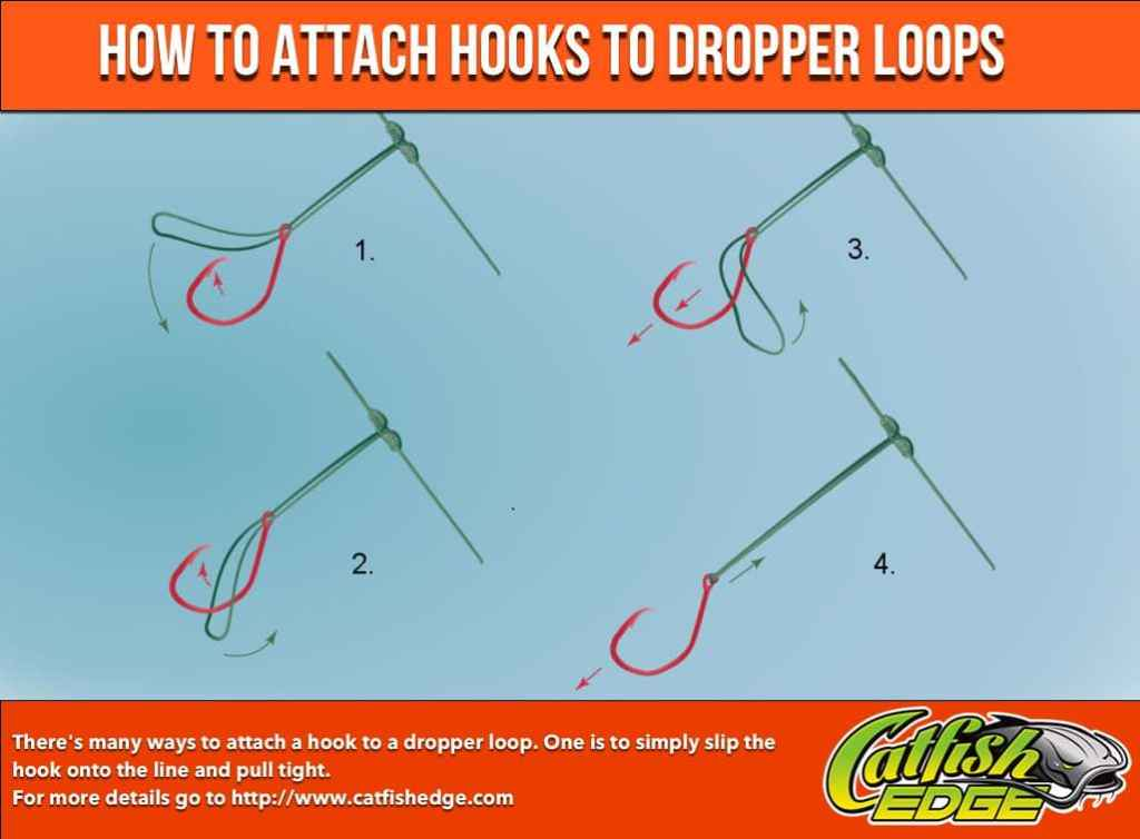 Dropper Loop Attach Hooks CE
