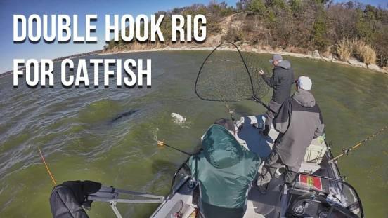 Double Hook Rig Catfish