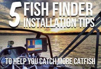 Fish Finder Installation Tips