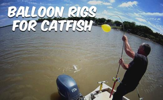 Balloon Fishing Rig Catfish