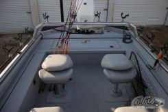 SeaArk ProCat 240 Rear Deck and Seats