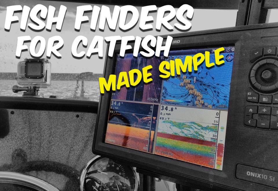 Photo finder used on catfish