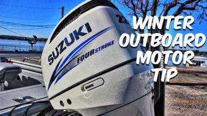 Winter Outboard Motor