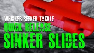 Whisker Seeker Tackle Sinker Slides