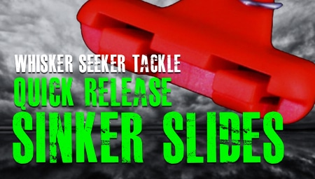 Whisker Seeker Tackle Sinker Slides