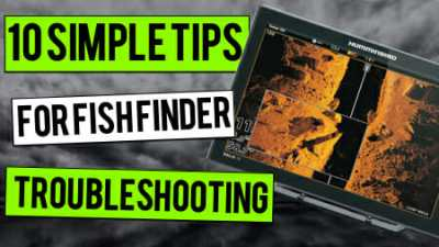 Fish Finder Troubleshooting