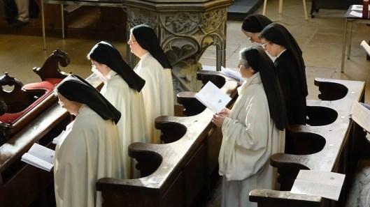 Le pape François donne ses instructions aux religieuses contemplatives –  Portail catholique suisse