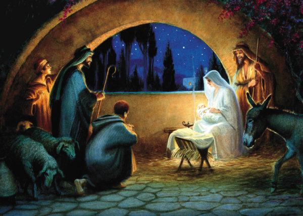 The Nativity Noel Syers Catholic Childrens Society