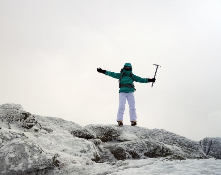 Ladies Only Mountaineering workshop