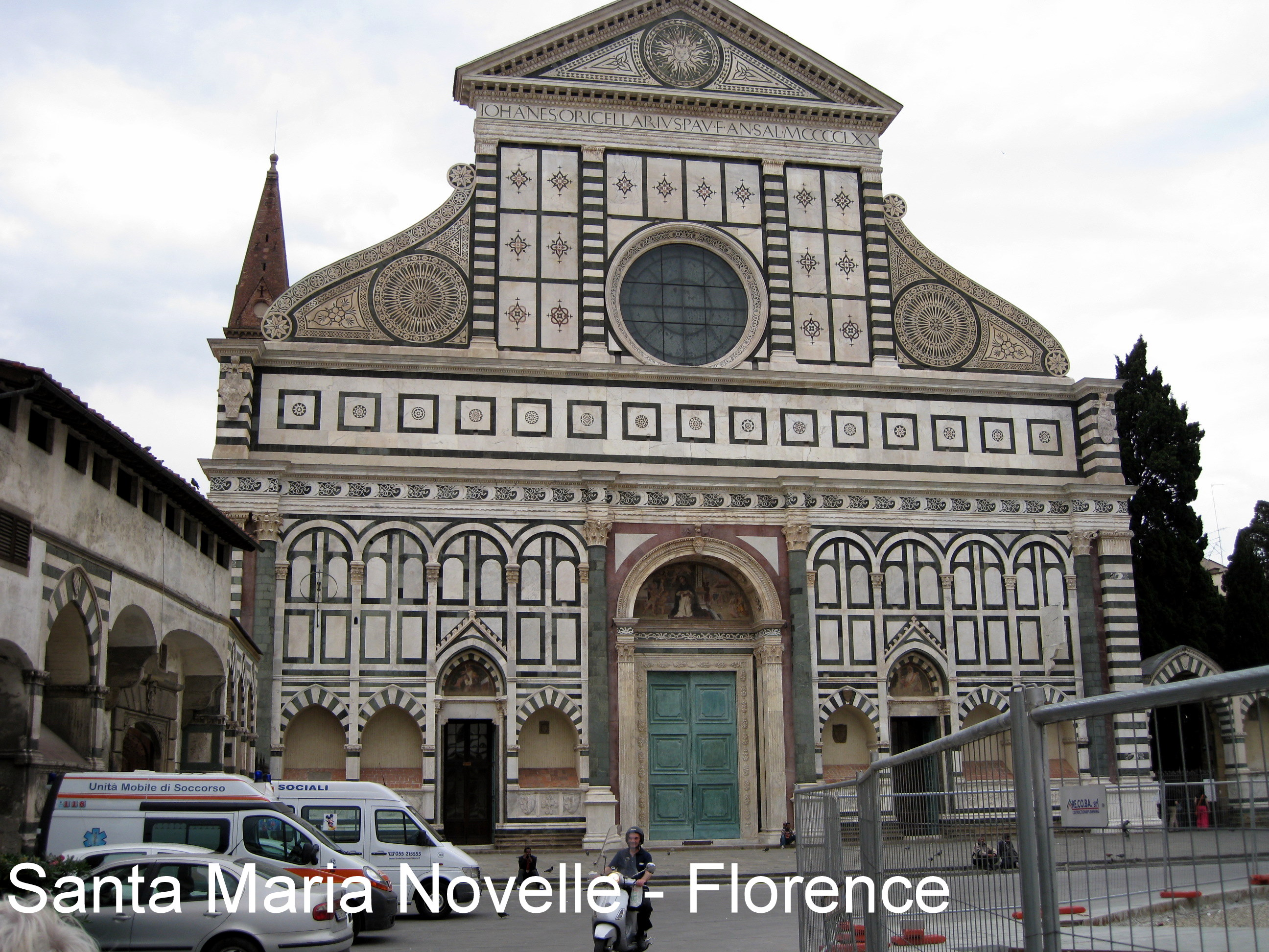 What were the major characteristics of the Italian Renaissance?