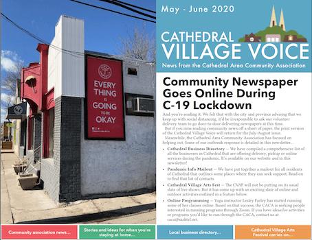 Cathedral Village Voice Online
