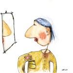 el espejo I