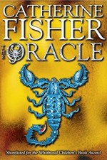 Catherine Fisher - author, writer, novelist, UK - The Oracle 2003