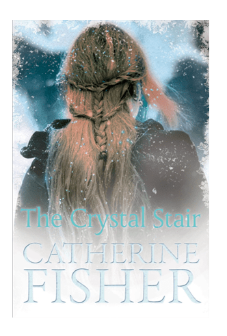 Catherine Fisher - author, writer, novelist, UK - the crystal stair