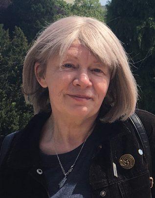 catherine fisher - writer, author, novelist, uk