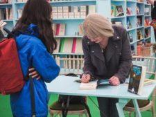 Clockwork Crow event at Hay Festival