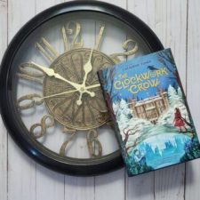 Clockwork Crow published in USA