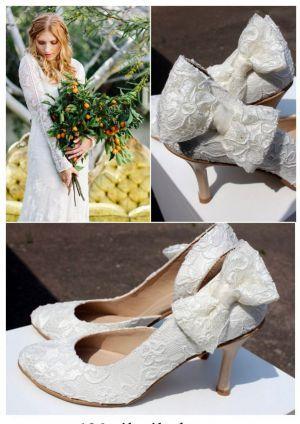 Svatební a společenská obuv