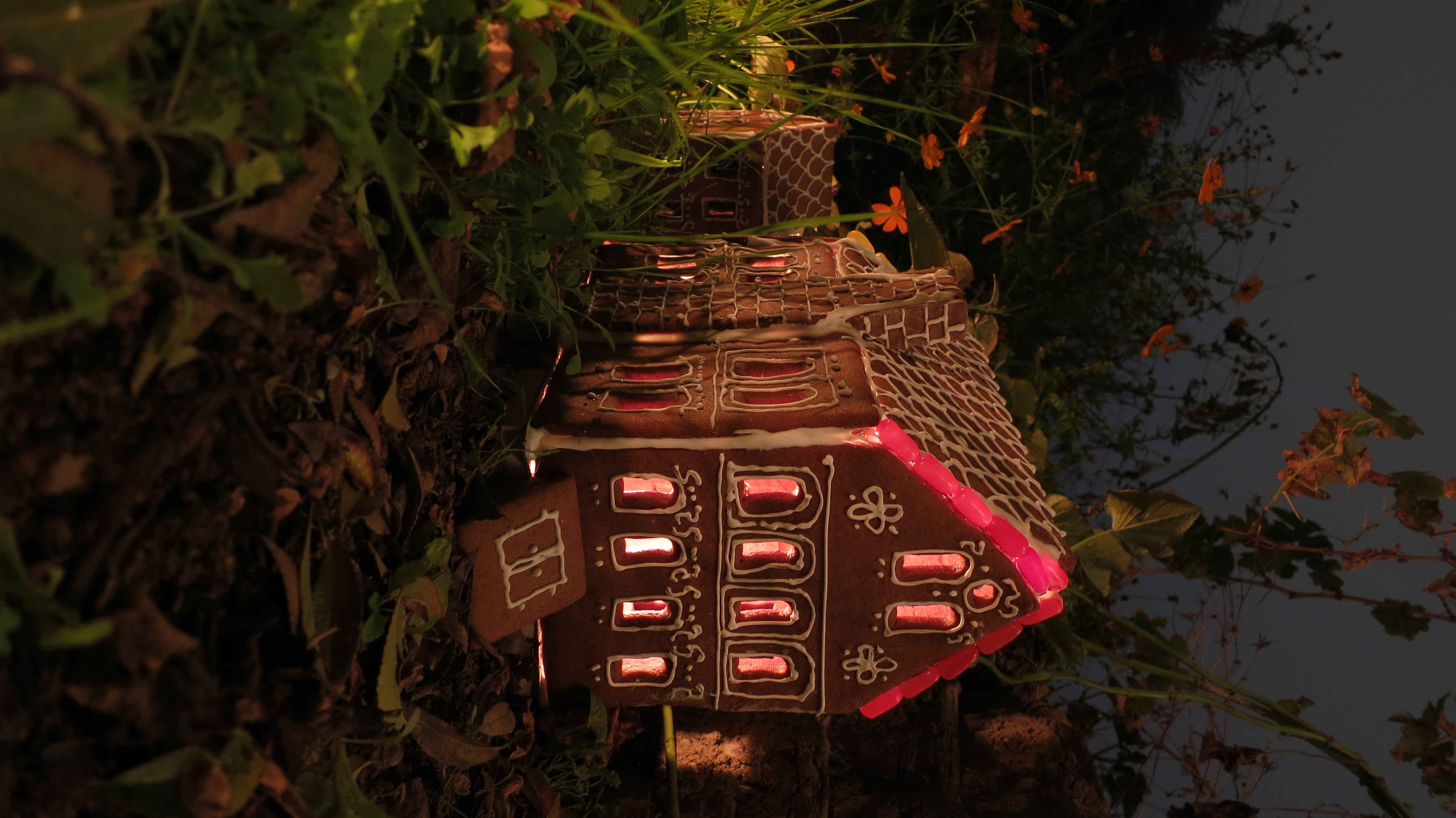 Gingerbread House Cover Kater S Art And Writing