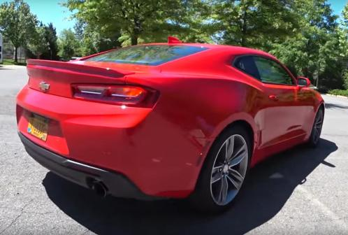 The New Features Review on 2019 Chevrolet ZL1 Camaro