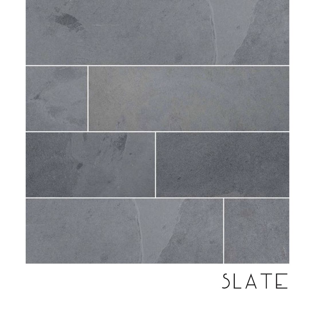 When to use slate tiles in a bathroom design