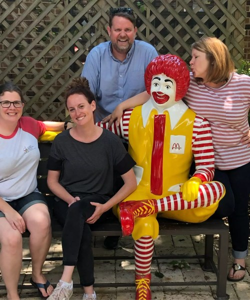 Volunteering at Ronald McDonald House