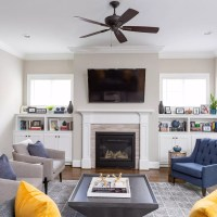 The New Traditional Family Room