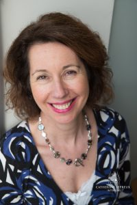 Interior designer & curtain maker Catherine Lepreux