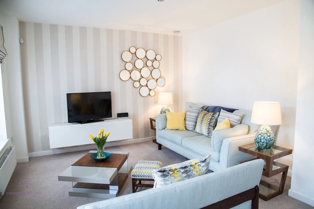 Downsizing With Style In Edinburgh Catherine Lepreux Interiors
