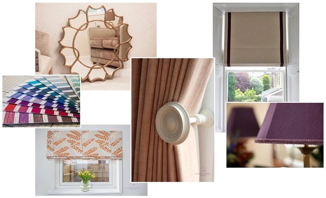 Interior Design and Curtainmaker Edinburgh and Fife Trends Autumn 2019