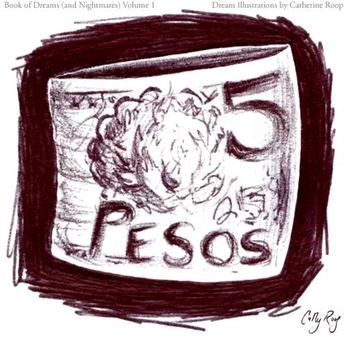 Clothing Tag Peso