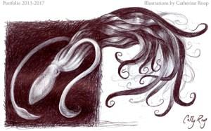 Cosmic Squid