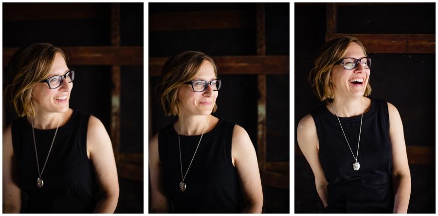 Milwaukee East Side Portrait Session