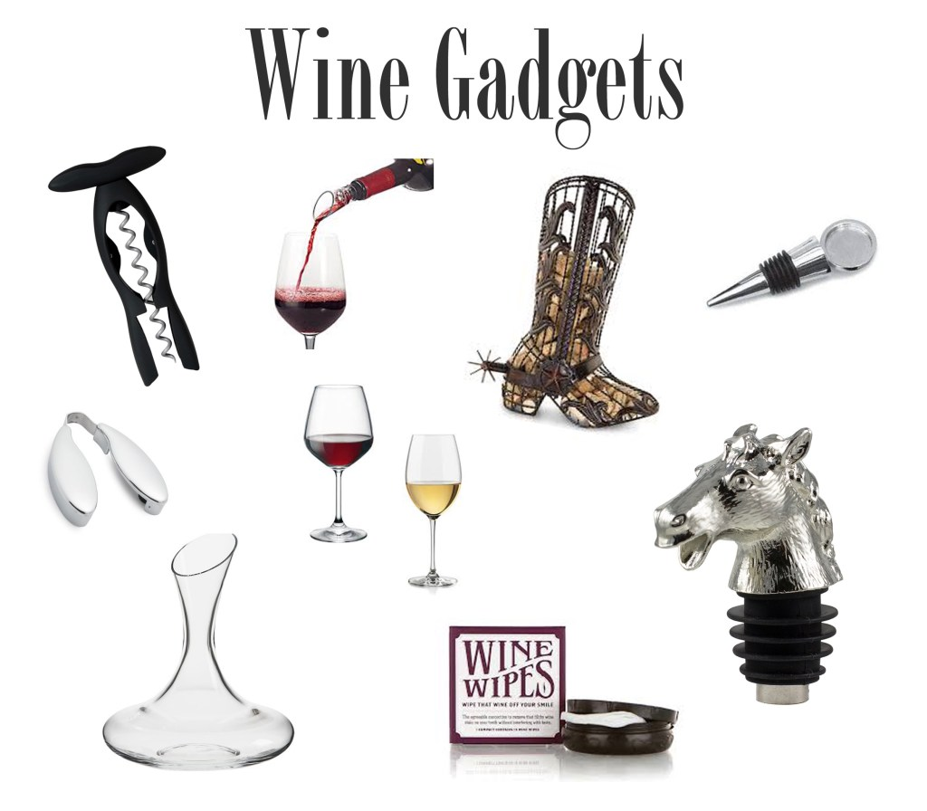 Wine Wednesday: Wine Gadgets