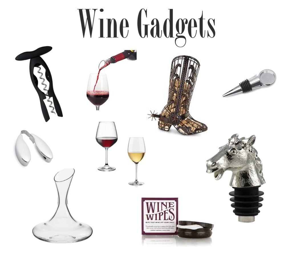 Wine Wednesday: Wine Gadgets