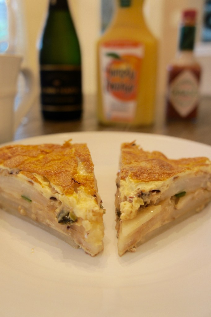 Homemade Brunch – Spanish Tortilla