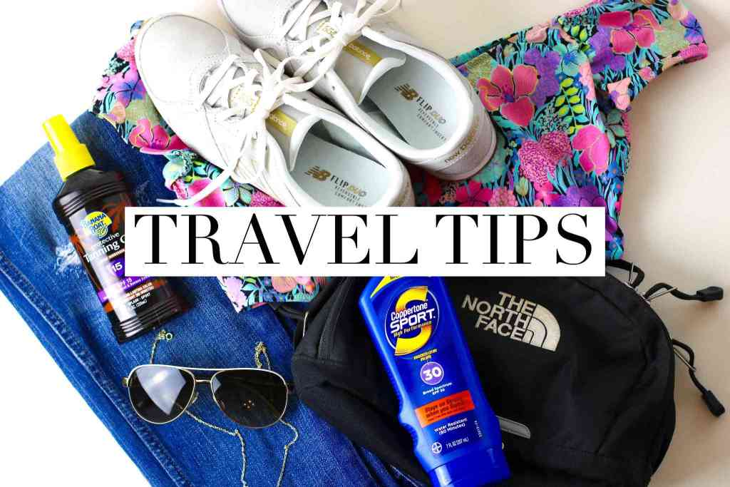 Packing Tips for Long Trips
