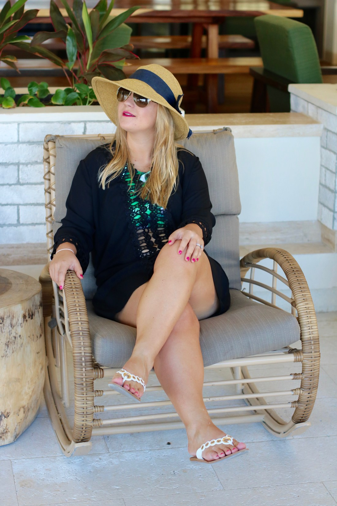 Amazon Prime Swimwear #Fashion #Beach #HyattZiva #Cancun