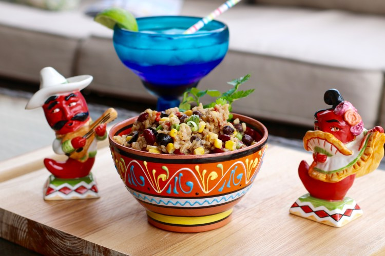 Festive Mexican Rice
