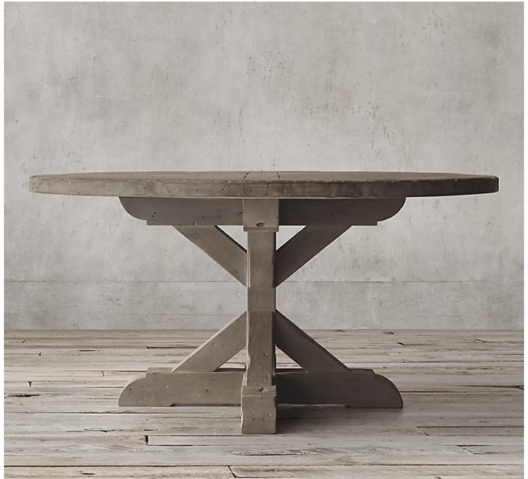 Dining Table – Round 2