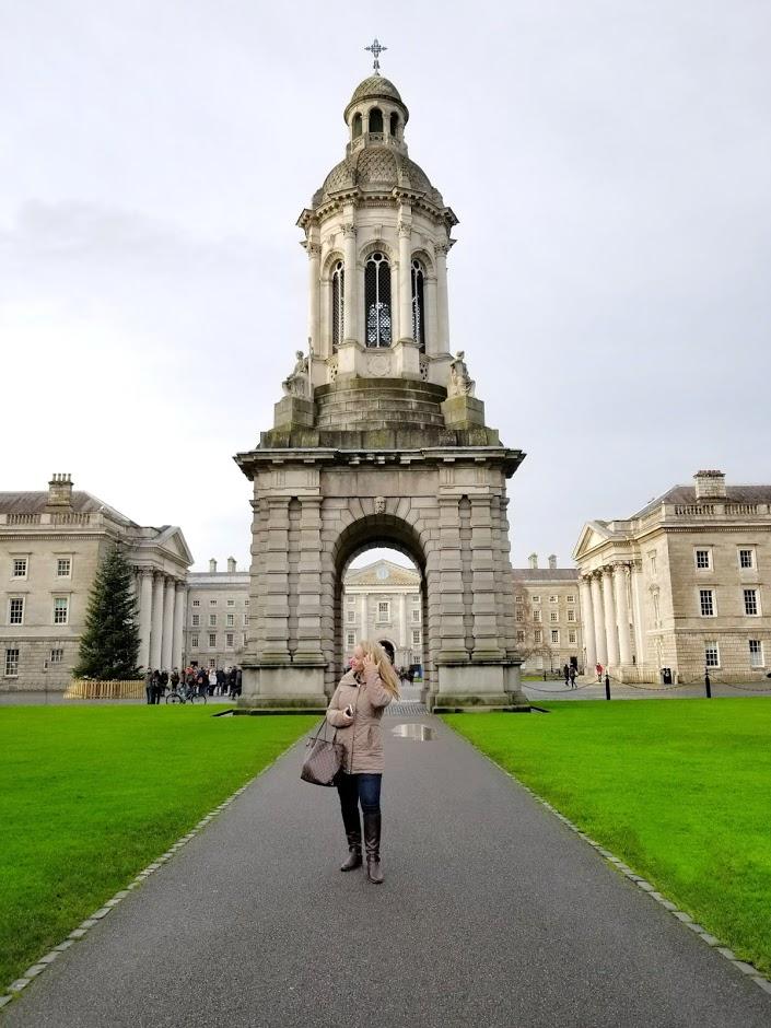 Three Days in Dublin #TrinityCollege #Dublin #Europe #Ireland #Travel