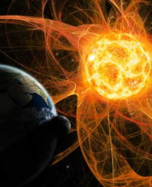 Power outage WORLD-WIDE POWER OUTAGE: Is a massive solar flare in our ...