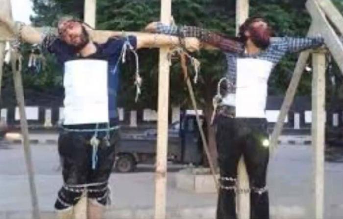 Christian persecution in Iran.