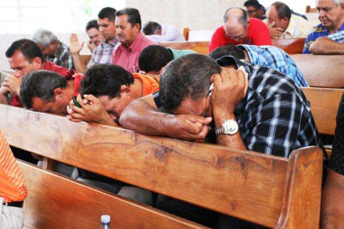 Christian persecution continues.