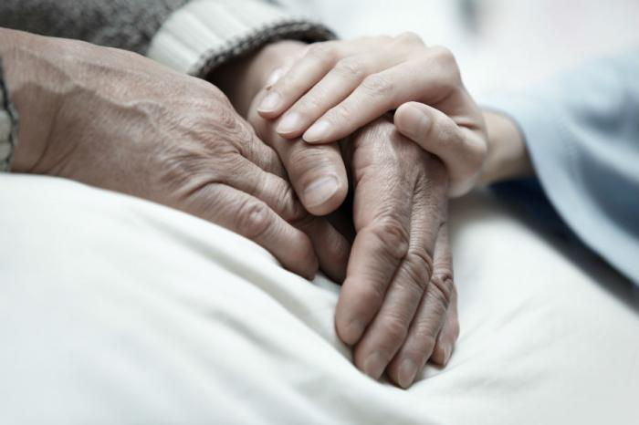 Unable to stay in the same nursing home has broken the couple