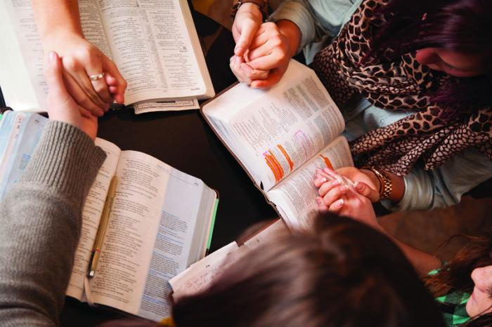 One way to revive your faith is to engage in a Bible study.