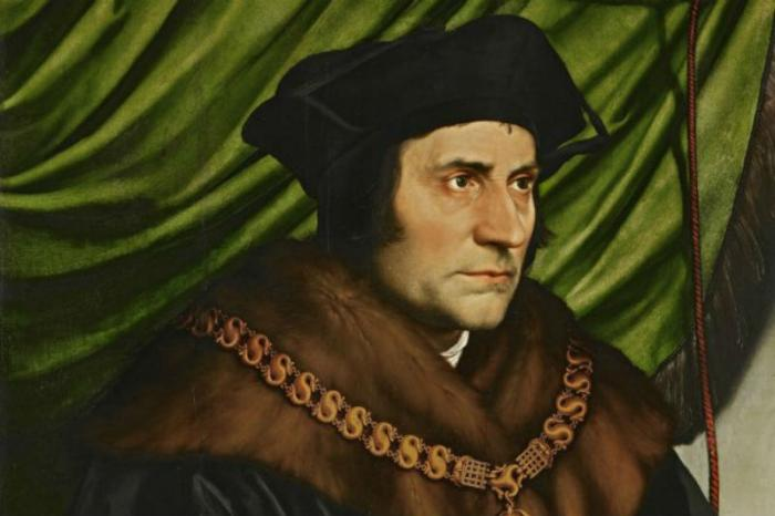 St. Thomas More.